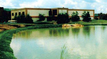 Jeter Systems Pond